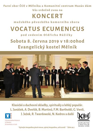 koncert vocatus ecumenicus